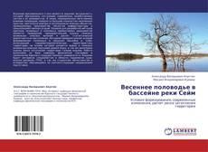 Bookcover of Весеннее половодье в бассейне реки Сейм