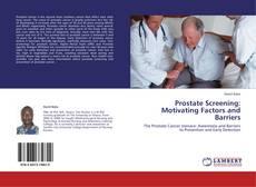 Borítókép a  Prostate Screening: Motivating Factors and Barriers - hoz