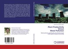 Copertina di Plant Productivity  Versus  Metal Pollution