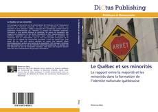 Couverture de Le Québec et ses minorités