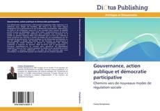 Portada del libro de Gouvernance, action publique et démocratie participative