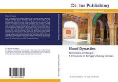 Bookcover of Blood Dynasties