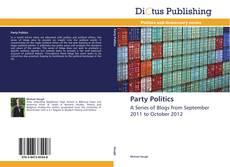 Party Politics的封面