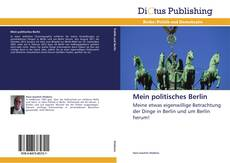 Borítókép a  Mein politisches Berlin - hoz
