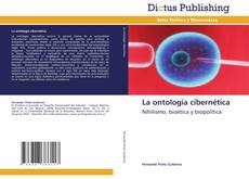 Capa do livro de La ontología cibernética