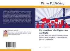 Buchcover von Perspectivas ideológicas en conflicto