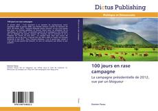 Bookcover of 100 jours en rase campagne