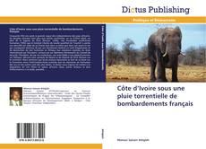 Bookcover of Côte d'Ivoire sous une pluie torrentielle de bombardements français