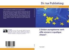 L'Union européenne sert-ellle encore à quelque chose? kitap kapağı