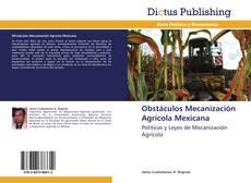 Обложка Obstáculos Mecanización Agrícola Mexicana