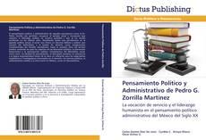 Buchcover von Pensamiento Político y Administrativo de Pedro G. Zorrilla Martínez