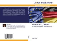 Buchcover von Germany in Europe