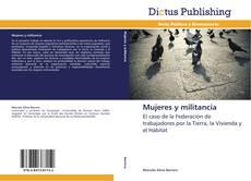 Bookcover of Mujeres y militancia