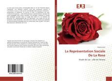 Capa do livro de La Représentation Sociale De La Rose