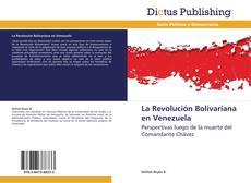 Buchcover von La Revolución Bolivariana en Venezuela
