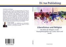 Buchcover von Liberalismus und Religion