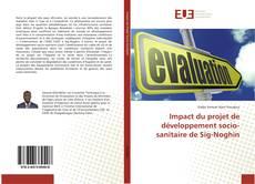 Bookcover of Impact du projet de développement socio-sanitaire de Sig-Noghin
