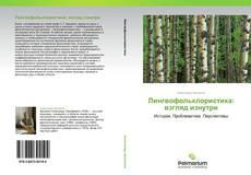 Bookcover of Лингвофольклористика: взгляд изнутри