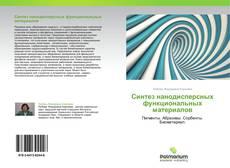 Bookcover of Синтез нанодисперсных функциональных материалов
