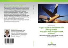 Bookcover of Структура и замедленное разрушение мартенситностареющих сталей