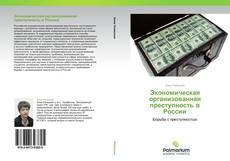 Bookcover of Экономическая организованная  преступность в  России