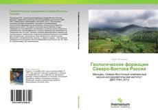 Buchcover von Геологические формации Северо-Востока России