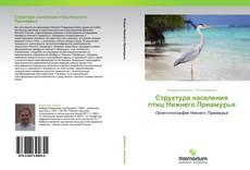 Обложка Структура населения птиц Нижнего Приамурья