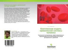 Buchcover von Комплексная модель кровеносной системы человека