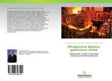 Bookcover of Воздушные фурмы доменных печей