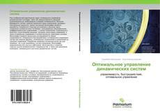 Portada del libro de Оптимальное управление динамических систем