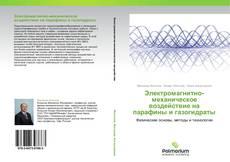 Copertina di Электромагнитно-механическое  воздействие на  парафины и газогидраты