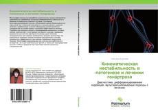Capa do livro de Кинематическая нестабильность в патогенезе и лечении гонартроза