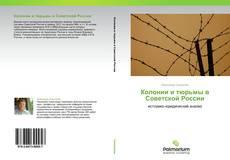 Обложка Колонии и тюрьмы в Советской России