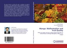 Portada del libro de Mango: Malformation and Fruit Quality