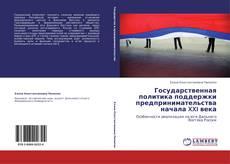 Bookcover of Государственная политика поддержки предпринимательства начала XXI века