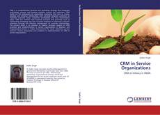 Capa do livro de CRM in Service Organizations