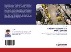 Bookcover of Effective Warehouse Management