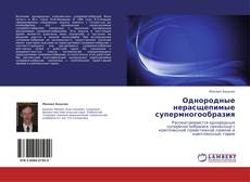 Buchcover von Однородные нерасщепимые супермногообразия