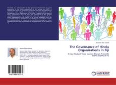 Bookcover of The Governance of Hindu Organisations in Fiji