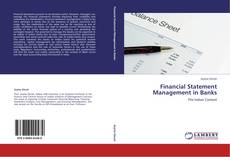 Bookcover of Financial Statement Management in Banks