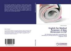 Обложка English for Medical Purposes: A New Dimension in ESP