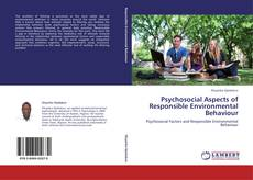 Psychosocial Aspects of Responsible Environmental Behaviour的封面