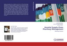 Bookcover of Hospital Supply Chain Pharmacy Management