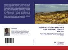 Portada del libro de Microfinance and Economic Empowerment of Rural Women