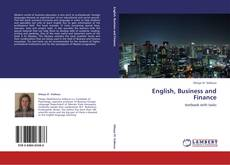 English, Business and Finance的封面
