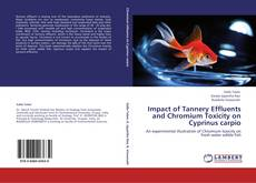Couverture de Impact of Tannery Effluents and Chromium Toxicity on Cyprinus carpio