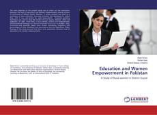 Bookcover of Education and Women Empowerment in Pakistan