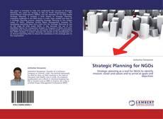 Buchcover von Strategic Planning for NGOs