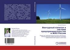 Copertina di Венчурный капитал в системе предпринимательства в ЖКХ России