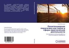 Bookcover of Пенитенциарная педагогика как наука и сфера практической деятельности
